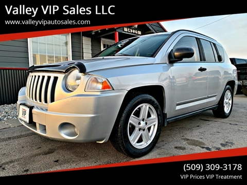 2009 Jeep Compass for sale in Spokane Valley, WA