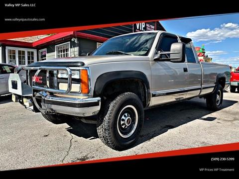 1993 GMC Sierra 2500 for sale in Spokane Valley, WA