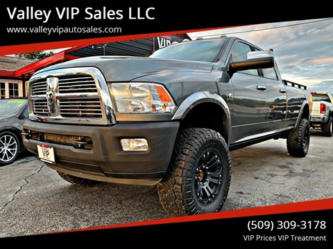 2012 RAM Ram Pickup 3500 for sale in Spokane Valley, WA