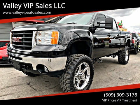2007 GMC Sierra 2500HD for sale in Spokane Valley, WA