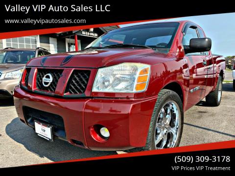 nissan titan for sale in spokane valley wa valley vip auto sales llc valley vip auto sales llc