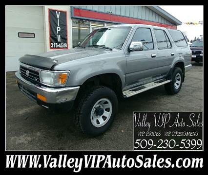 1994 Toyota 4Runner for sale in Spokane Valley, WA