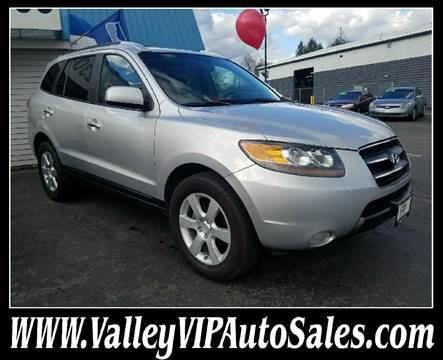 2007 Hyundai Santa Fe for sale in Spokane Valley, WA
