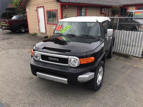2008 Toyota FJ Cruiser for sale in Grants Pass, OR