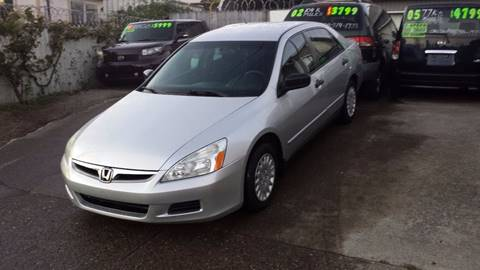 2007 Honda Accord for sale in Portland, OR