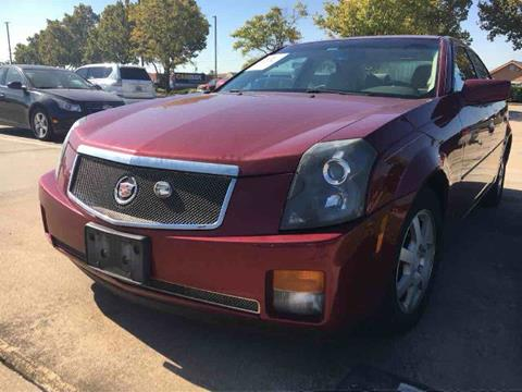 2006 Cadillac CTS for sale in Houston, TX