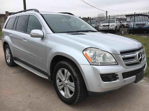 2008 Mercedes-Benz GL-Class for sale in Houston, TX