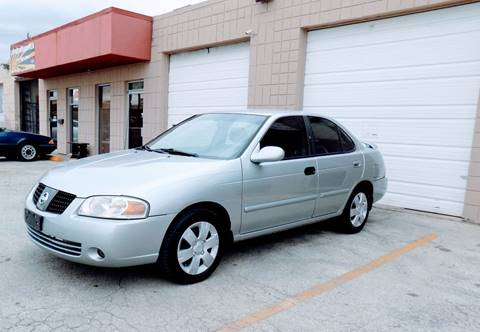 2004 Nissan Sentra for sale at CTN MOTORS in Houston TX