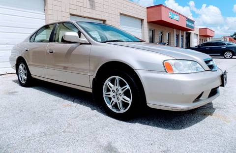2000 Acura TL for sale at CTN MOTORS in Houston TX