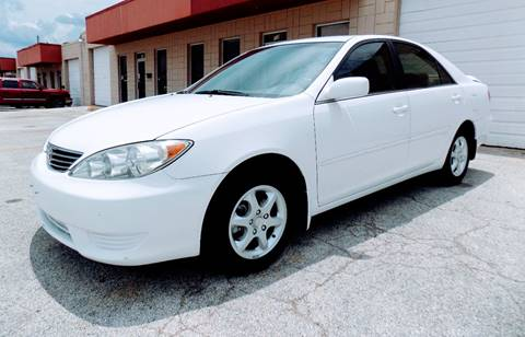 2006 Toyota Camry for sale at CTN MOTORS in Houston TX