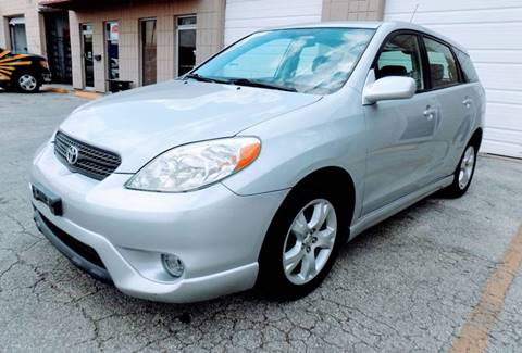 2005 Toyota Matrix for sale at CTN MOTORS in Houston TX