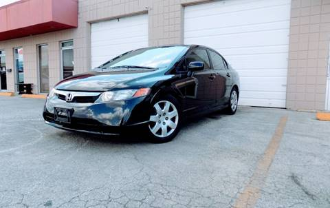 2008 Honda Civic for sale at CTN MOTORS in Houston TX