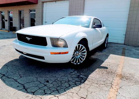 2008 Ford Mustang for sale at CTN MOTORS in Houston TX