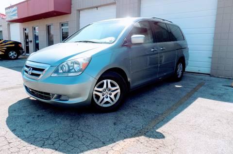 2006 Honda Odyssey for sale at CTN MOTORS in Houston TX