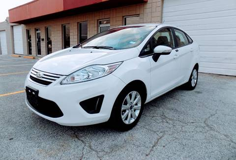 2013 Ford Fiesta for sale at CTN MOTORS in Houston TX