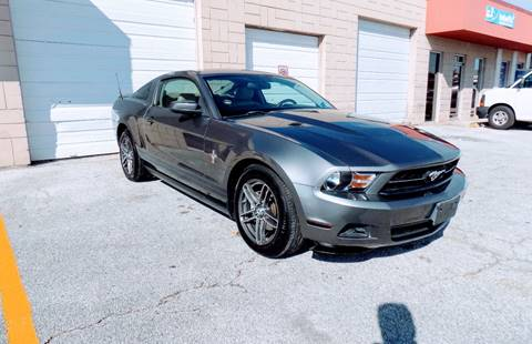 2010 Ford Mustang for sale at CTN MOTORS in Houston TX