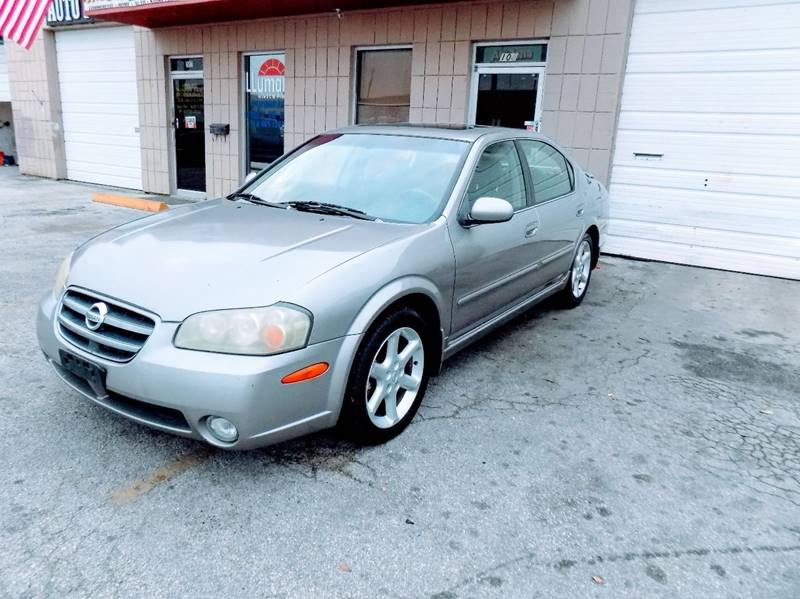 2003 Nissan Maxima Se 4dr Sedan In Houston Tx Ctn Motors