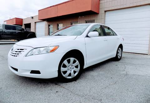 2008 Toyota Camry for sale at CTN MOTORS in Houston TX