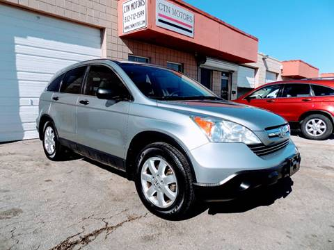 2007 Honda CR-V for sale at CTN MOTORS in Houston TX