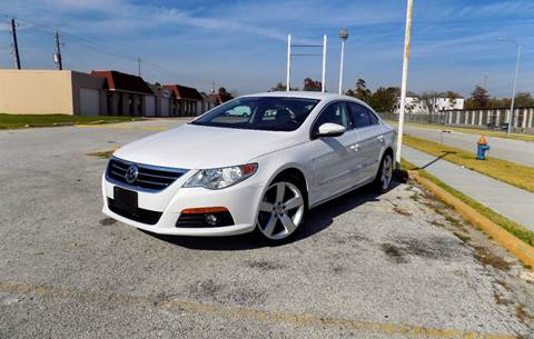 2012 Volkswagen CC for sale at CTN MOTORS in Houston TX