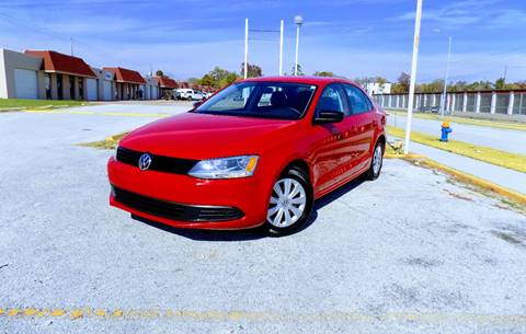 2012 Volkswagen Jetta for sale at CTN MOTORS in Houston TX
