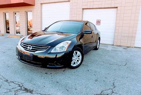 2011 Nissan Altima for sale at CTN MOTORS in Houston TX