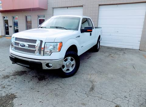 2014 Ford F-150 for sale at CTN MOTORS in Houston TX