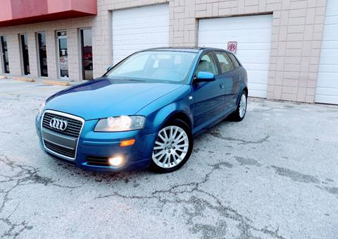 2007 Audi A3 for sale at CTN MOTORS in Houston TX