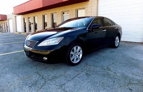 2007 Lexus ES 350 for sale at CTN MOTORS in Houston TX