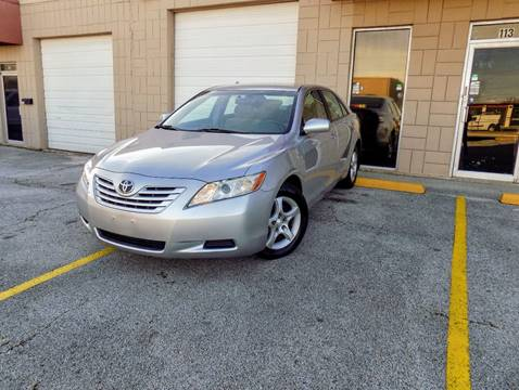 2007 Toyota Camry for sale at CTN MOTORS in Houston TX