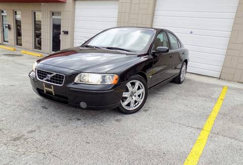 2006 Volvo S60 for sale at CTN MOTORS in Houston TX