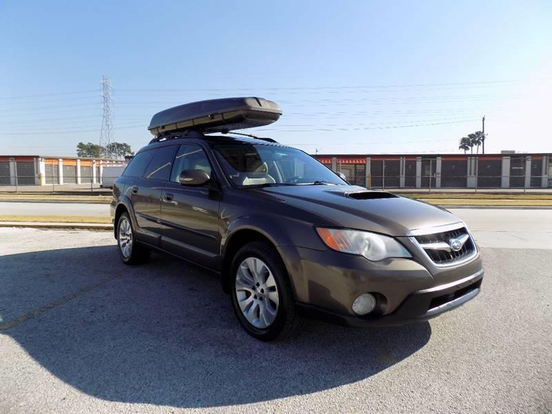 2009 Subaru Outback for sale at CTN MOTORS in Houston TX