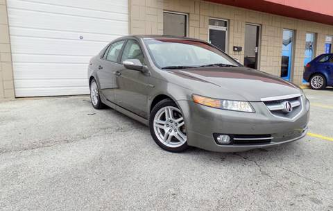 2007 Acura TL for sale at CTN MOTORS in Houston TX