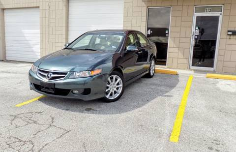 2006 Acura TSX for sale at CTN MOTORS in Houston TX