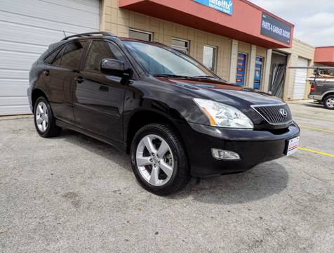 2004 Lexus RX 330 for sale at CTN MOTORS in Houston TX