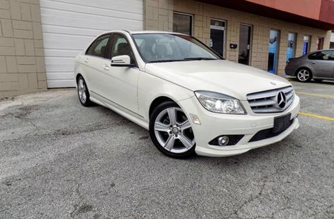 2010 Mercedes-Benz C-Class for sale at CTN MOTORS in Houston TX