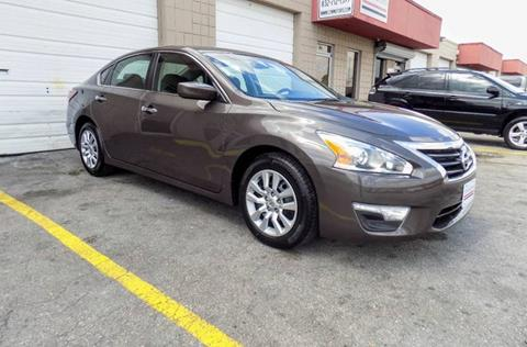 2014 Nissan Altima for sale at CTN MOTORS in Houston TX