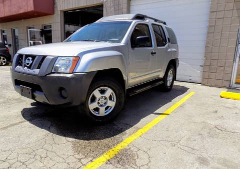 2007 Nissan Xterra for sale at CTN MOTORS in Houston TX