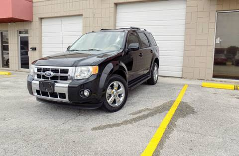 2011 Ford Escape for sale at CTN MOTORS in Houston TX