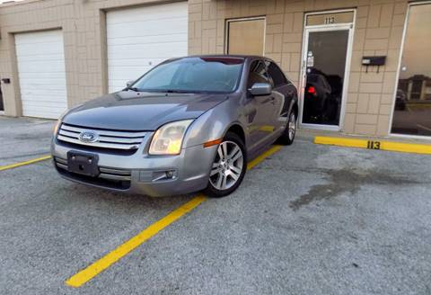 2007 Ford Fusion for sale at CTN MOTORS in Houston TX