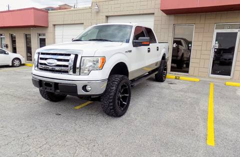 2009 Ford F-150 for sale at CTN MOTORS in Houston TX