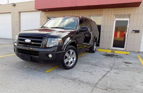 2010 Ford Expedition EL for sale at CTN MOTORS in Houston TX