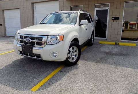 2009 Ford Escape for sale at CTN MOTORS in Houston TX