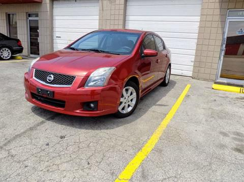 2010 Nissan Sentra for sale at CTN MOTORS in Houston TX