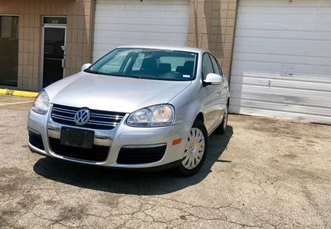 2009 Volkswagen Jetta for sale at CTN MOTORS in Houston TX