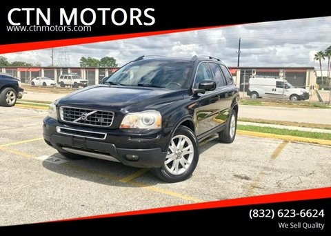 2007 Volvo XC90 for sale at CTN MOTORS in Houston TX