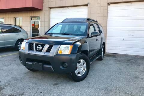 2006 Nissan Xterra for sale at CTN MOTORS in Houston TX