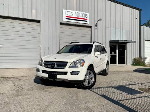2007 Mercedes-Benz GL-Class for sale at CTN MOTORS in Houston TX