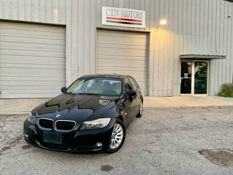 2009 BMW 3 Series for sale at CTN MOTORS in Houston TX