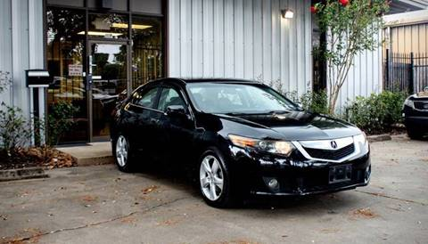 2009 Acura TSX for sale at CTN MOTORS in Houston TX